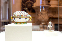 Faberge Egg and Gift Inside