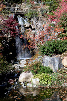 Anderson Garden Waterfall
