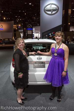 Special Olympics and Scion