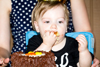 Alastair and the Smash Cake