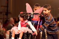 Easter Seals Fashion Show - 2011